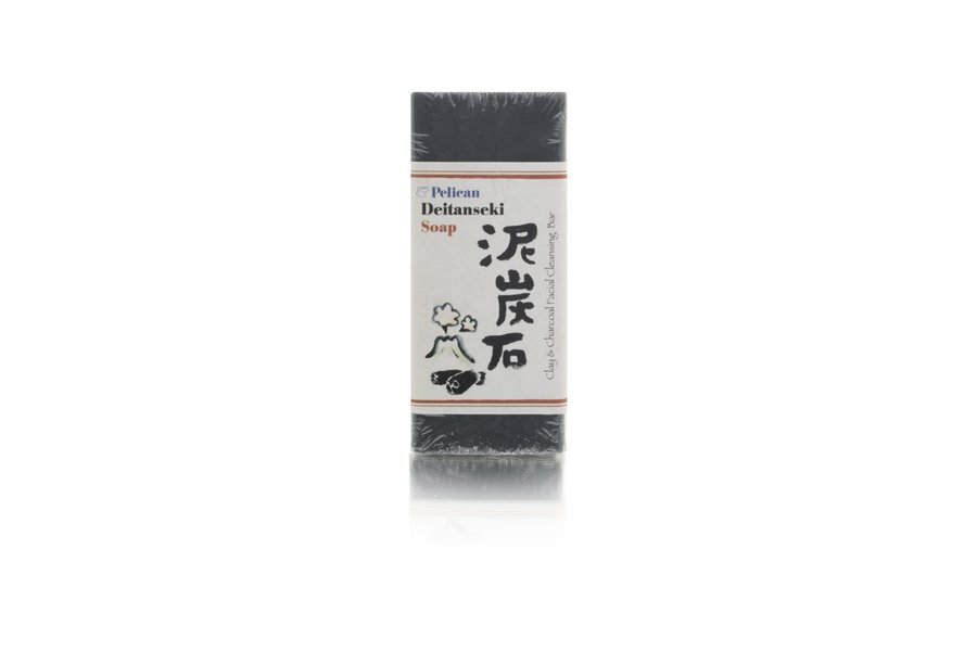From Japan: Charcoal Facial Cleansing Bar