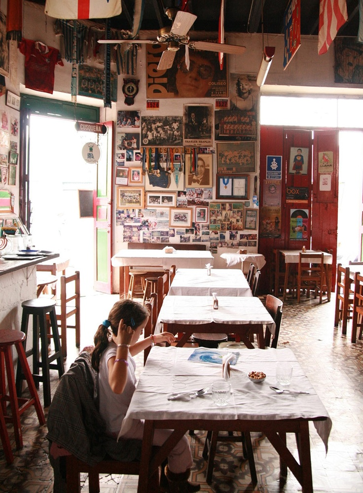 Canta Rana Restaurant