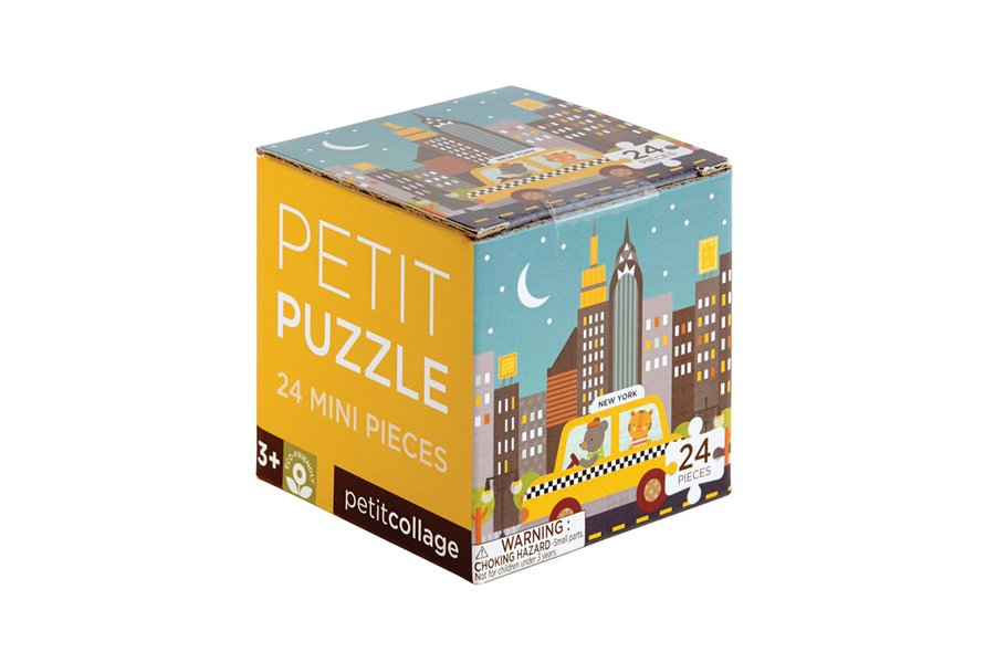 Petit New York Taxi Puzzle