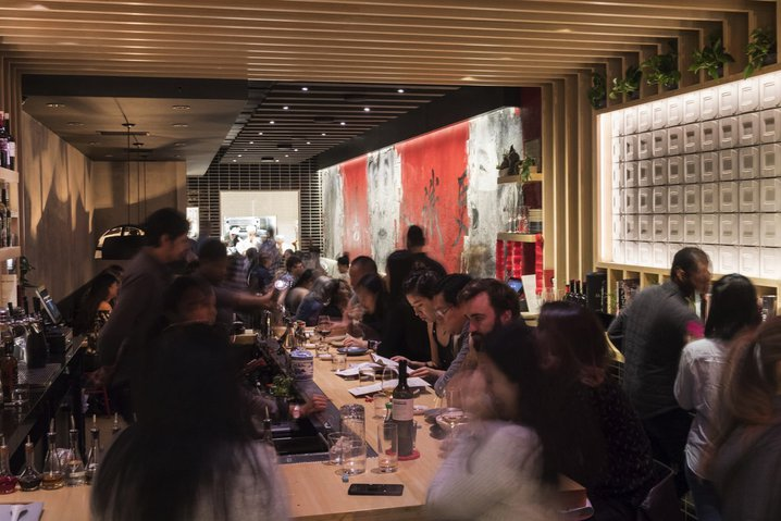 Pinch Chinese, New York City.