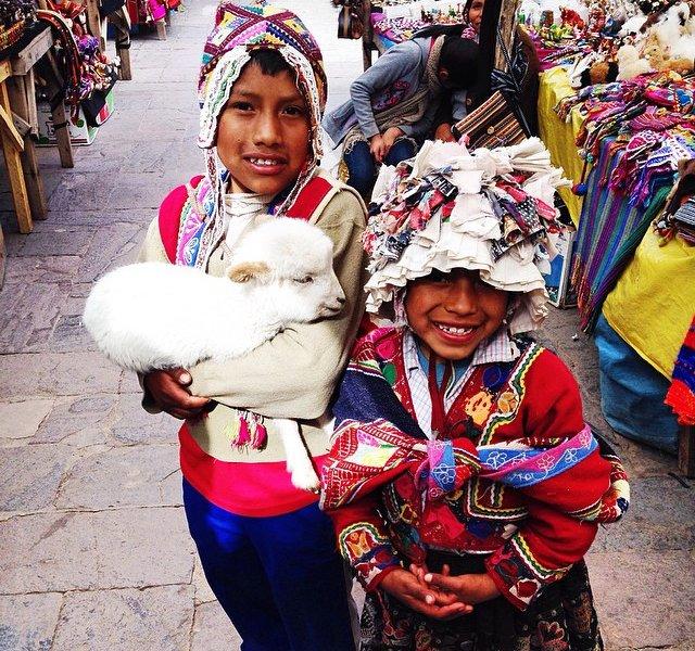 Peruvian Boys