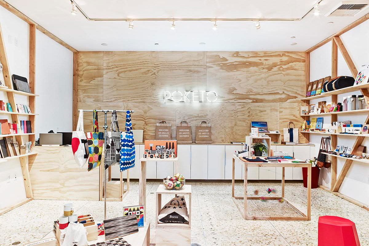Buy more than mini toothpaste at these 10 hotel gift shops fathom poketo at the line photo courtesy of the line hotel hotel gift shops negle Images
