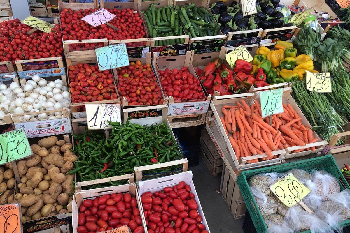 Polignano a Mare Farmers Market
