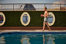 Pool at The Embassy Row Hotel