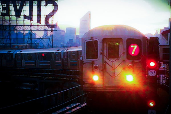 7 Train to Queens