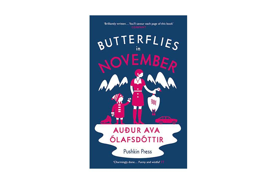 Butterflies in November