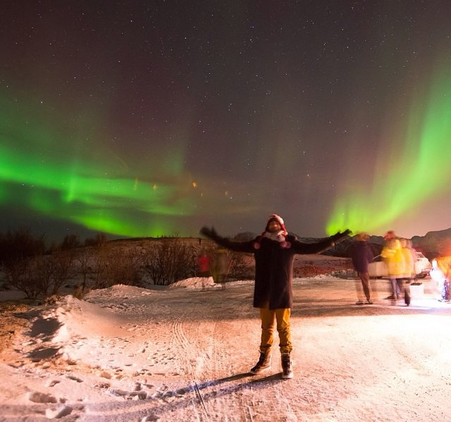The End Of The Aurora