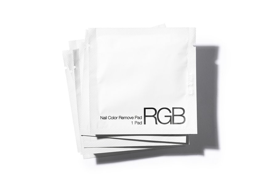 RGB Cosmetics Nail Color Remover Pads
