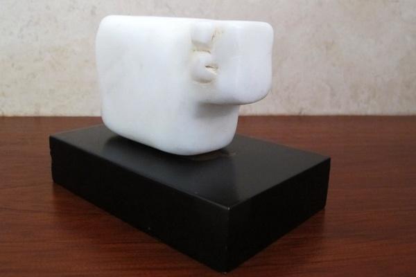 marble bull
