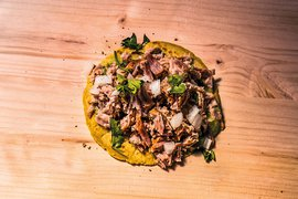 Tacos de Carnitas. Photo by Kim Schröder and Antine Ozer.