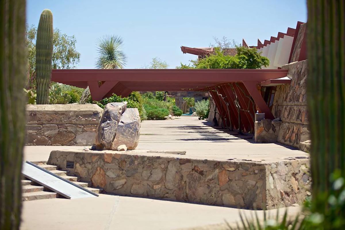 Taliesin West Scottsdale Arizona