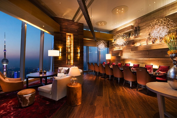 Scena at The Ritz-Carlton Shanghai, Pudong