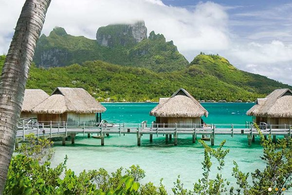 Photo: Courtesy of Sofitel Bora Bora