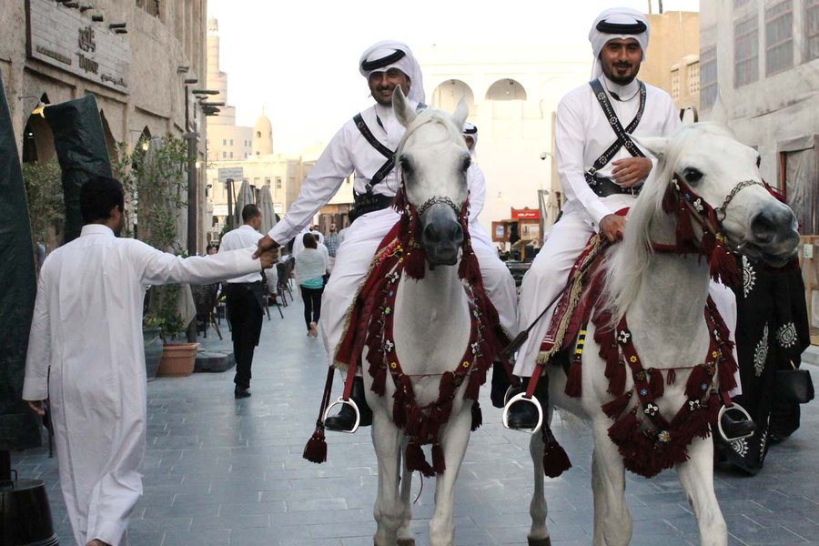 Policing the Souq