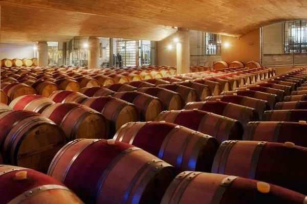 Delaire Graff Barrels