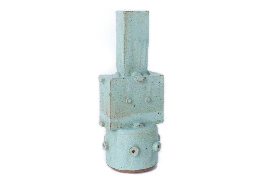 B Zippy Totem Vase