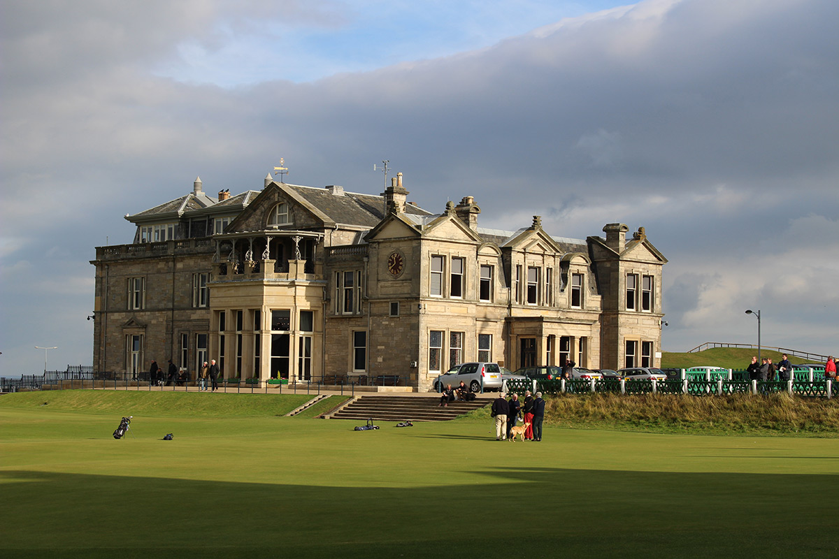 The Royal and Ancient Golf Club of St. Andrews