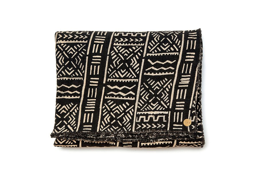 Mud Cloth Tablecloth