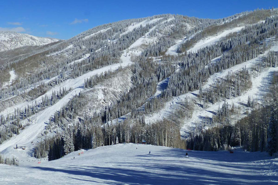 Steamboat Springs Ski Runs