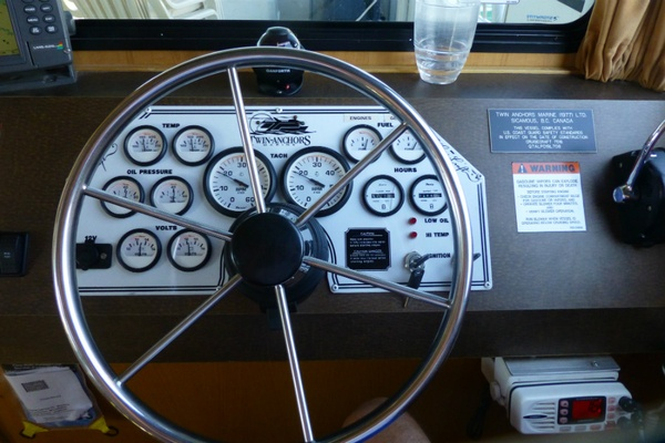 Steering Wheel Airstream