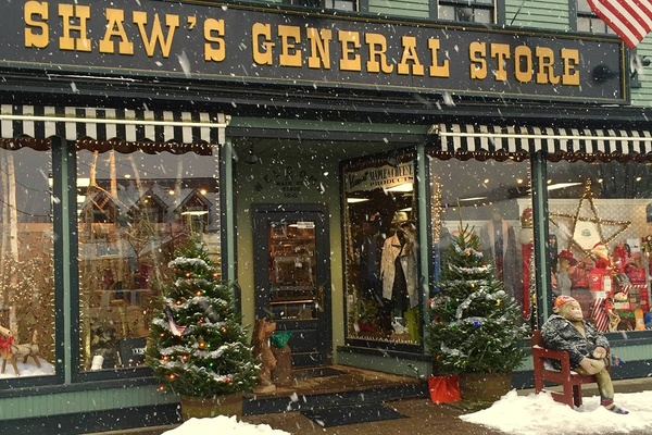 Shaw's General Store - Stowe, Vermont