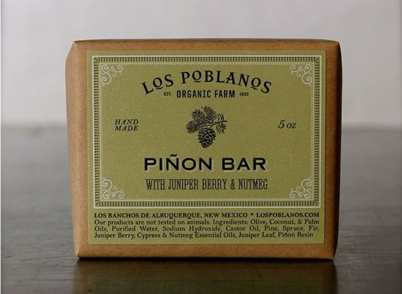 Piñon Soap Bar