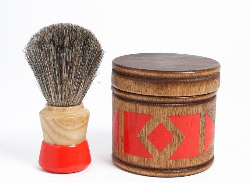 Victor Shave Kit