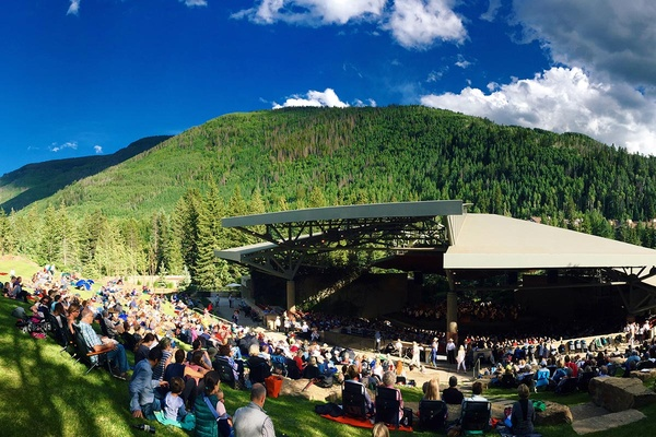 Vail Gerald R. Ford Amphitheater
