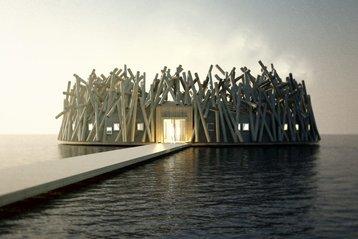 ArcticBath hotel in Sweden
