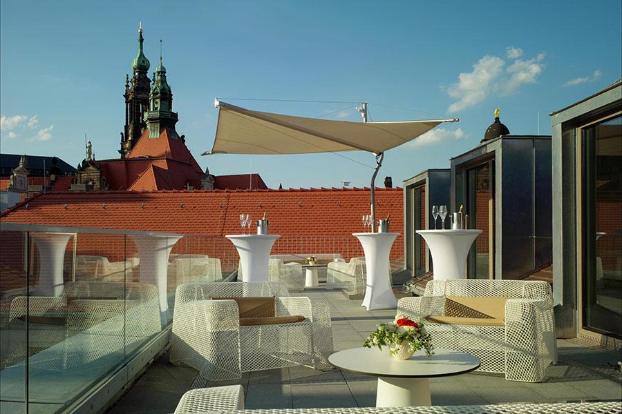 Swissotel Roof Terrace