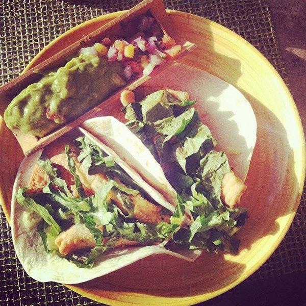 12. Fish Tacos