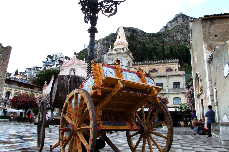 "Charming Taormina. Photo: <a title=""gnuckx on Flickr"" href=""http://www.flickr.com/photos/gnuckx/3667285556/"" target=""_blank"">gnuckx</a> / Flickr"