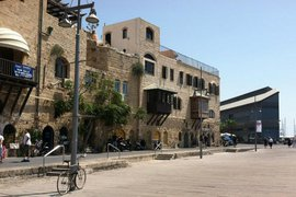 The Old Jaffa Port in Tel Aviv