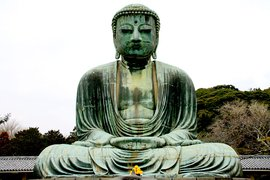 The Giant Buddha of Kamakura