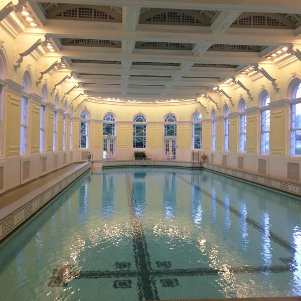 The Homestead Resort pool