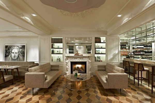 House Hotel Bar Lounge