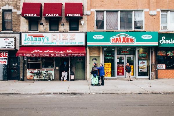 Johnny's Pizzeria, Sunset Park, Brooklyn