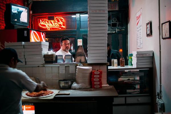 Patsy's Pizzeria, East Harlem, Manhattan