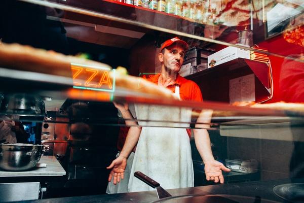 Stanton Pizzeria, Lower East Side, Manhattan