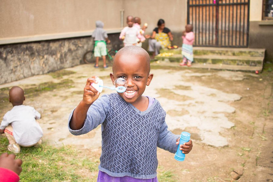 From Africa: Sponsor a Child