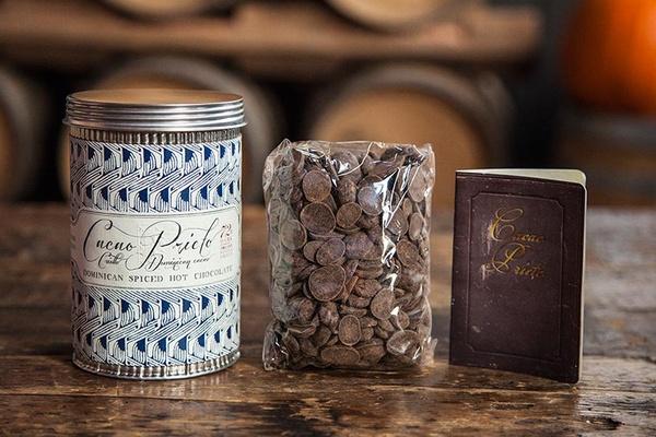 Cacao Prieto Hot Chocolate
