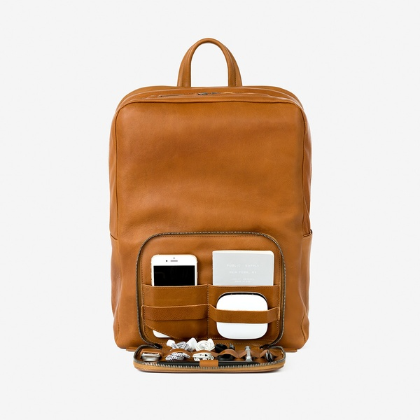 This is Ground The Venture Backpack Pocket