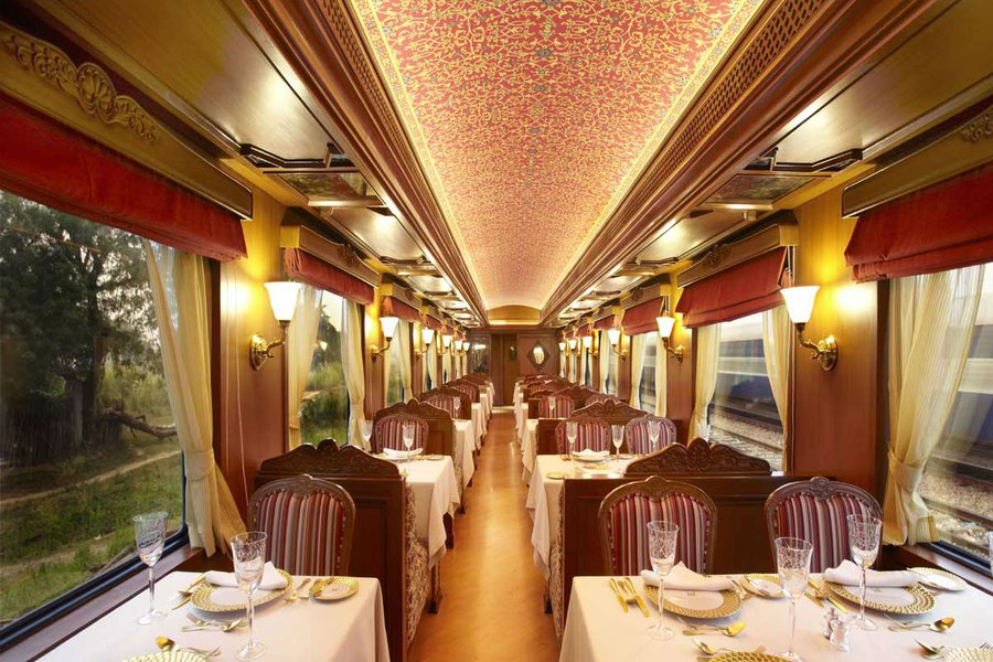 ASIA: The Maharajas' Express