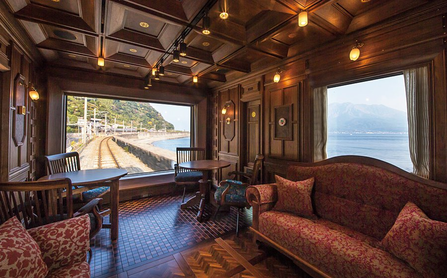 ASIA: Cruise Train Seven Stars in Kyushu