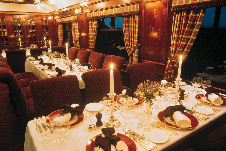 EUROPE: Belmond Royal Scotsman