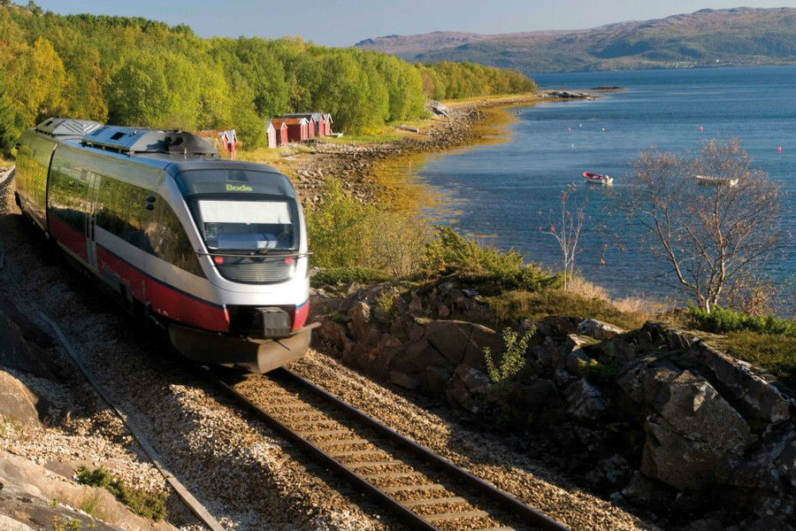 EUROPE: Nordland Railway