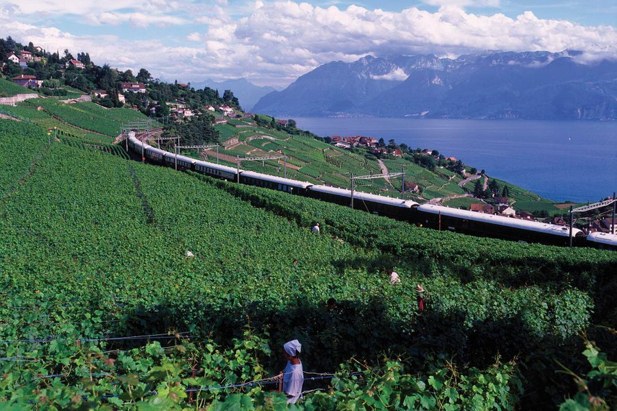 EUROPE: Venice Simplon-Orient-Express