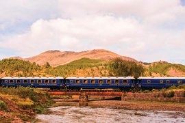 The Belmond Hiram Bingham Train