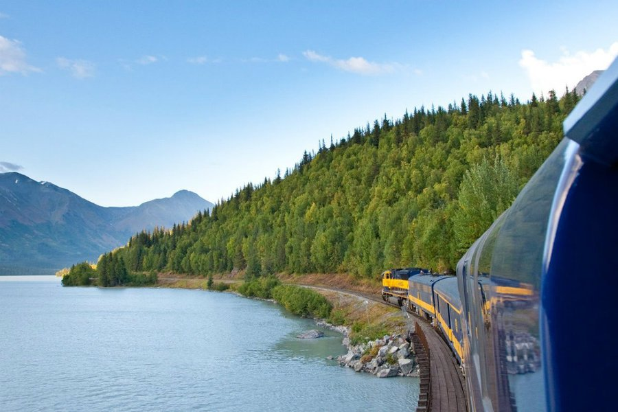 THE AMERICAS: Alaska Railroad