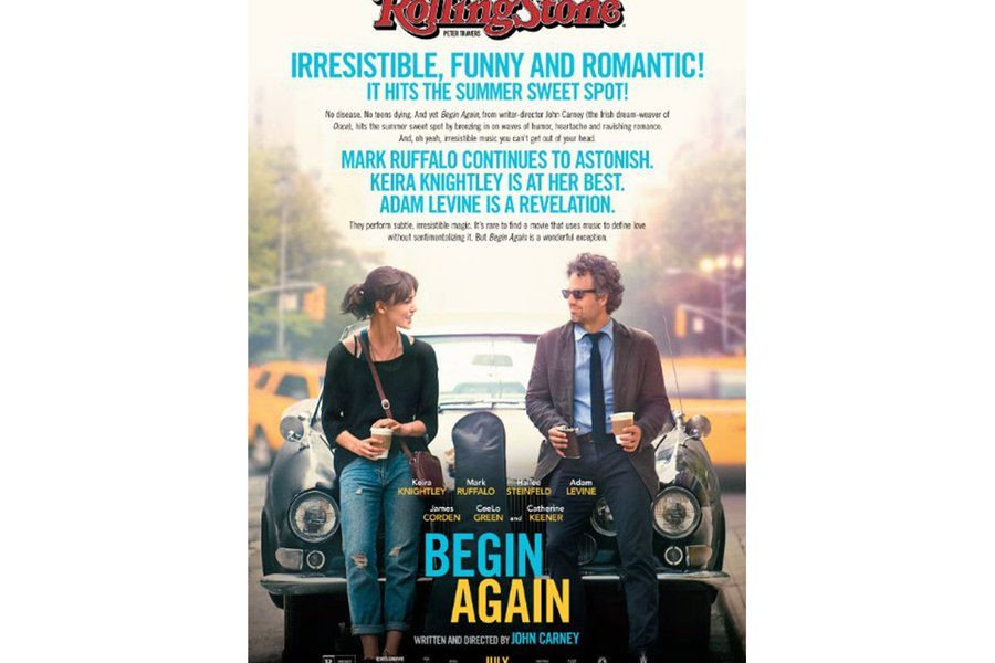 "Watch: ""Begin Again"""